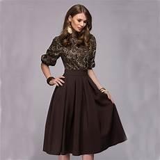 floral printed dress 2018 new fashion autumn