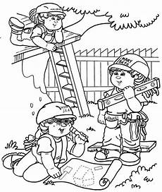 Malvorlagen Spielende Kinder Coloring Pages Of Coloring Home