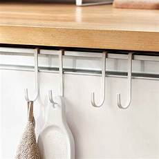 cabinet hanging hooks 2pc set kitchen bathroom