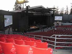 Greek Theater Seating Chart North Terrace Seating View North Terrace Row A Seat 17 Yelp