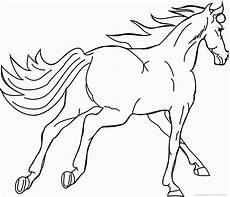 pferd malen einfach empfehlung bilder pferde zum