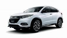 2019 Honda Vezel by 2019 Honda Hr V Previewed With Vezel Facelift The Torque