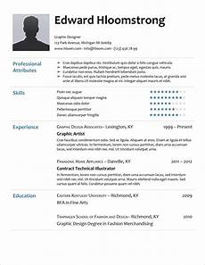Downloadable Cv Format 45 Free Modern Resume Cv Templates Minimalist Simple