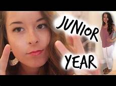 Junior Year First Day Of Junior Year Vlog Youtube