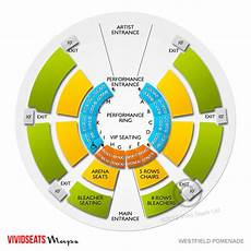 Paranormal Cirque Seating Chart Circus Vargas Thousand Oaks Seating Chart Vivid Seats