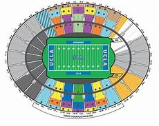 Rose Bowl Soccer Seating Chart Ucla Football Tweaks Visitor Fan Seating At The Rose Bowl