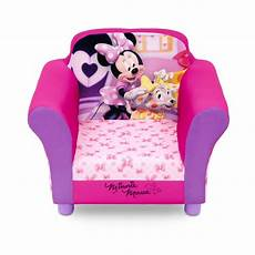 disney toddler s upholstered chair minnie mouse