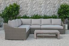 renava pacifica outdoor wicker sectional sofa set