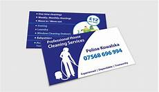 Business Card Cleaning Services Professional House Cleaning Services Business Cards