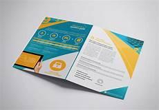 Photoshop Brochure Templates Efinance A3 Brochure Template In Psd Ai Amp Vector Brandpacks