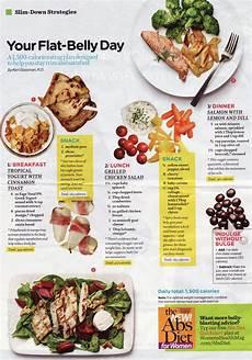 flat belly day diet health