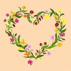 cornice di fiori cornice floreale con fiori di co ed erbe aromatiche