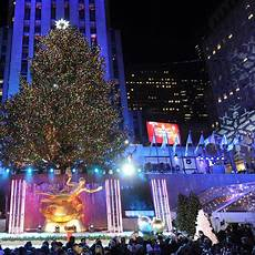 Best Christmas Lights In Albany Ny Rockefeller Center Upcoming Events In Manhattan Nyc