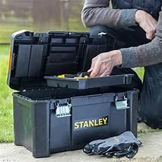 Stier Werkzeug Gardena by Stanley Werkzeugbox Werkzeugkasten 19 Quot 48 2x25 4x25cm