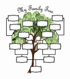 Family Tree Templates Online 50 Family Tree Templates Free Sample Example Format