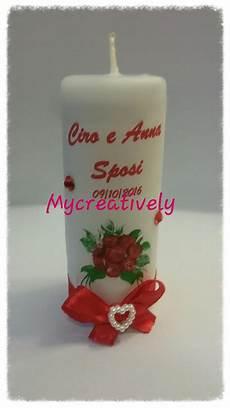 candela bomboniera matrimonio bomboniera candela matrimonio feste bomboniere di my