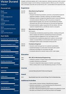 Resume Remplates Top 10 Free Resume Templates For Web Designers