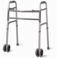 medline deluxe bariatric walker with wheels med emporium