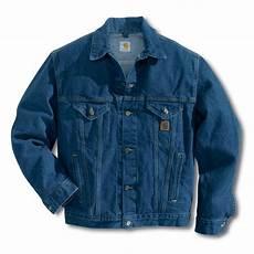 Jean Jacket Denim Guide Regular Carhartt 174 Unlined Denim Jean Jacket Stonewash