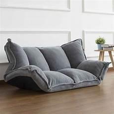 lazy tatami single floor sofa bed removable washable