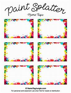 Free Place Card Templates 6 Per Page 5 Place Card Template Free 6 Per Page Taato Templatesz234
