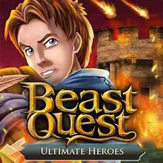 beast quest ultimate heroes mod apk unlimited gems lives