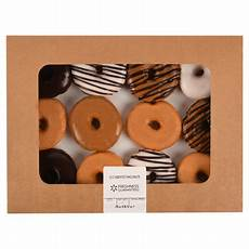 Walmart Donuts Freshness Guaranteed Assorted Ring Donuts 12 Count