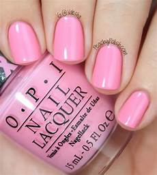 Opi Light Pink Gel Nail Polish Opi Pink Of Hearts 2013 Limited Edition Duo Swatches