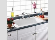 "American Standard Lakeland 33""x22"" Single Bowl Kitchen Sink Model 7193   eBay"