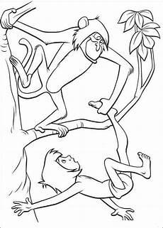 das dschungelbuch 10 ausmalbilder malvorlagen