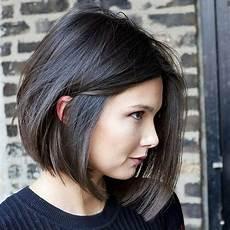 schöne kurzhaarfrisuren für dickes haar top 10 wartungsarme kurze bob schnitte f 252 r dickes haar