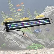 3 Foot Fish Tank Light Yescomusa New 129 Multi Color Led Aquarium Light Full