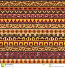 Afrikanische Muster Malvorlagen Xing Afrikanisches Muster Vektor Abbildung Illustration