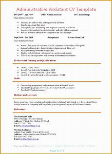 Business Objects Resume Samples 7 Sample Cv Templates Free Samples Examples Amp Format