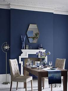 Contemporary Blue Exploring The Sophisticated Side Of Navy Blue In The Home