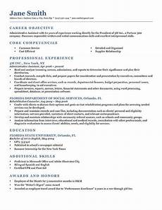 Professional Resume Samples Free 80 Free Professional Resume Examples By Industry