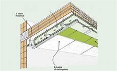 isolamento interno soffitto isolamento termico soffitto come realizzare il migliore