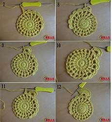 patron tutorial crochet bufanda medias lunas coreana