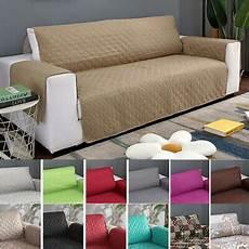 quilted waterproof sofa slip covers anti slip pet
