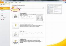 Create An Outlook Email Email How To Add An Email Account In Outlook 2010