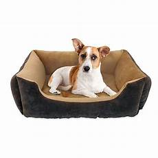pawslife 24 inch x 20 inch lounger pet bed in chocolate