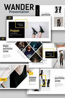 Free Creative Powerpoint Templates Wander Creative Presentation Powerpoint Template 67594