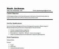 Common Resumes 12 General Career Objective Resume Samplebusinessresume