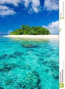Tropical Island Paradise Tropical Island Vacation Paradise Stock Photography