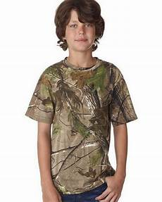 Realtree Youth Size Chart Size Chart For Code Five L2280 Youth Realtree Camouflage Tee