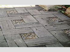 Cement cobblestone pavers, crushed gravel patio ideas ideas about cobblestone patio on