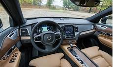 Volvo Xc90 2020 Interior by 2020 Volvo Xc90 Redesign Change Specifications Hybrid