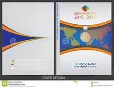 Annual Reports Cover Designs Annual Report Cover Design Stock Vector Illustration Of