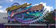 Rock N Roll Roller Coaster Lights On Disneyland Paris Announces Closing Date For Rock N