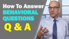 Behavioral Interview Star How To Answer Behavioral Interview Questions Using The